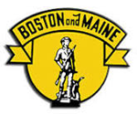 Boston and Maine RR logo
